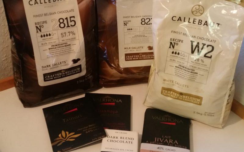billig callebaut chokolade